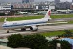 KAW-YGさんが、台北松山空港で撮影した中国国際航空 A330-343Xの航空フォト(写真)