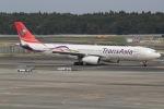 じゃがさんが、成田国際空港で撮影したトランスアジア航空 A330-343Xの航空フォト(写真)