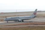 職業旅人さんが、関西国際空港で撮影したJALエクスプレス 737-846の航空フォト(写真)