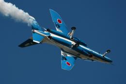 AkiChup0nさんが、浜松基地で撮影した航空自衛隊 T-4の航空フォト(写真)