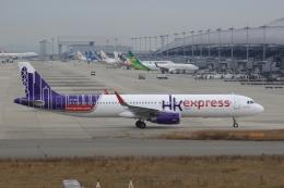Semirapidさんが、関西国際空港で撮影した香港エクスプレス A321-231の航空フォト(写真)