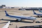 ぽん太さんが、羽田空港で撮影した全日空 777-381/ERの航空フォト(写真)