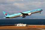 なごやんさんが、中部国際空港で撮影した大韓航空 777-3B5/ERの航空フォト(写真)
