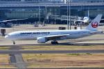 JA8501さんが、羽田空港で撮影した日本航空 777-246/ERの航空フォト(写真)