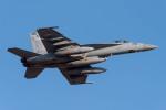 TBさんが、厚木飛行場で撮影したアメリカ海軍 F/A-18E Super Hornetの航空フォト(写真)