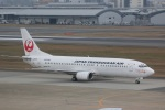 DONKEYさんが、福岡空港で撮影した日本トランスオーシャン航空 737-446の航空フォト(写真)