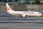 apphgさんが、成田国際空港で撮影した日本航空 737-846の航空フォト(写真)