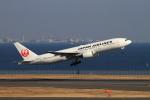 non-nonさんが、羽田空港で撮影した日本航空 777-246の航空フォト(写真)