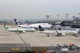 Semirapidさんが、関西国際空港で撮影したエバー航空 A321-211の航空フォト(写真)
