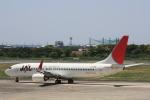 Cassiopeia737さんが、高知空港で撮影したJALエクスプレス 737-846の航空フォト(写真)