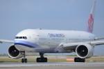B747‐400さんが、那覇空港で撮影したチャイナエアライン 777-309/ERの航空フォト(写真)