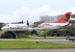RA-86141さんが、花蓮空港で撮影したトランスアジア航空 ATR-72-600の航空フォト(写真)