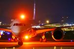 臨時特急7032Mさんが、福岡空港で撮影した全日空 787-9の航空フォト(写真)