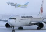 tuckerさんが、女満別空港で撮影した日本航空 767-346の航空フォト(写真)