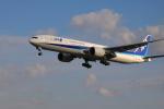 msrwさんが、成田国際空港で撮影した全日空 777-381/ERの航空フォト(写真)