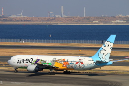 non-nonさんが、羽田空港で撮影したAIR DO 767-381の航空フォト(写真)