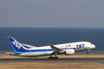 non-nonさんが、羽田空港で撮影した全日空 787-881の航空フォト(写真)