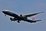 プリン賢さんが、台湾桃園国際空港で撮影したチャイナエアライン 777-309/ERの航空フォト(写真)
