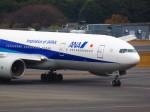 十六夜 NWAさんが、成田国際空港で撮影した全日空 777-281/ERの航空フォト(写真)