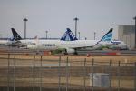 msrwさんが、成田国際空港で撮影したエアプサン A321-131の航空フォト(写真)