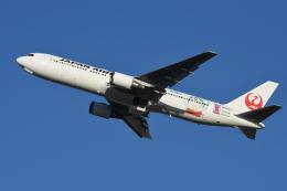 ゆーたさんが、伊丹空港で撮影した日本航空 767-346/ERの航空フォト(写真)