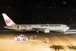 N.Naokiさんが、旭川空港で撮影した日本航空 767-346/ERの航空フォト(写真)