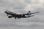 Masahiro0さんが、成田国際空港で撮影した日本貨物航空 747-8KZF/SCDの航空フォト(写真)
