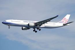 apphgさんが、羽田空港で撮影したチャイナエアライン A330-302の航空フォト(写真)