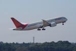 pringlesさんが、成田国際空港で撮影したエア・インディア 787-837の航空フォト(写真)
