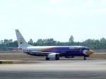 atiiさんが、ナコンパノム空港で撮影したノックエア 737-85Pの航空フォト(写真)