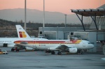 Nambu201さんが、マドリード・バラハス国際空港で撮影したイベリア航空 A319-112の航空フォト(写真)