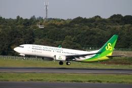 Nambu201さんが、成田国際空港で撮影した春秋航空日本 737-86Nの航空フォト(写真)