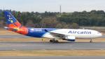 誘喜さんが、成田国際空港で撮影したエアカラン A330-202の航空フォト(写真)