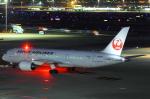 ハンバーグ師匠さんが、羽田空港で撮影した日本航空 787-846の航空フォト(写真)