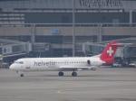 pringlesさんが、チューリッヒ空港で撮影したヘルベティック・エアウェイズ 100の航空フォト(写真)