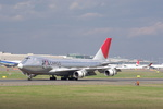 AKIMANIAさんが、新千歳空港で撮影した日本航空 747-446F/SCDの航空フォト(写真)