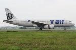 じゃがさんが、茨城空港で撮影したV エア A320-232の航空フォト(写真)