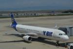 toyoquitoさんが、関西国際空港で撮影したV エア A321-231の航空フォト(写真)