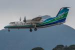 Simeonさんが、福岡空港で撮影したオリエンタルエアブリッジ DHC-8-201Q Dash 8の航空フォト(写真)