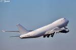 吉田高士さんが、成田国際空港で撮影したアトラス航空 747-4KZF/SCDの航空フォト(写真)
