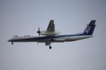 フレッシュマリオさんが、伊丹空港で撮影したANAウイングス DHC-8-402Q Dash 8の航空フォト(写真)