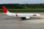 RJFT Spotterさんが、秋田空港で撮影したJALエクスプレス 737-846の航空フォト(写真)