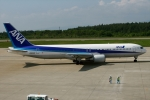 RJFT Spotterさんが、秋田空港で撮影した全日空 767-381の航空フォト(写真)