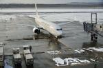 リョウさんが、釧路空港で撮影した日本航空 737-846の航空フォト(写真)