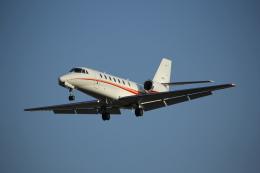 utarou on NRTさんが、成田国際空港で撮影した朝日航洋 680 Citation Sovereignの航空フォト(写真)