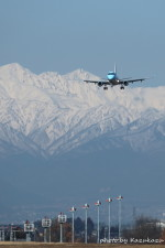かずかずさんが、松本空港で撮影したフジドリームエアラインズ ERJ-170-100 (ERJ-170STD)の航空フォト(写真)