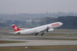 pringlesさんが、チューリッヒ空港で撮影したスイスインターナショナルエアラインズ A330-343Xの航空フォト(写真)