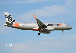 雲霧さんが、成田国際空港で撮影したジェットスター・ジャパン A320-232の航空フォト(写真)