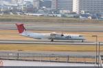 senchouさんが、伊丹空港で撮影した日本エアコミューター DHC-8-402Q Dash 8の航空フォト(写真)