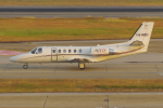 PASSENGERさんが、ドンムアン空港で撮影したMジェット 560 Citation Encoreの航空フォト(写真)